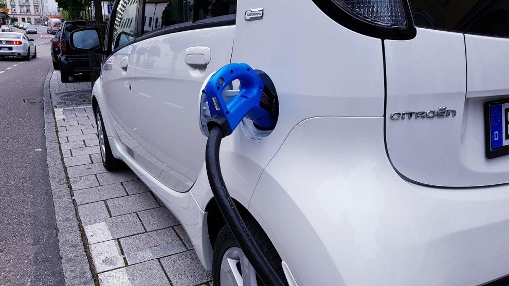 vehicule electrique entreprise